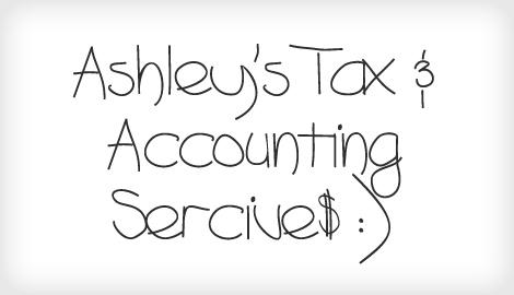 Kid's font accounting