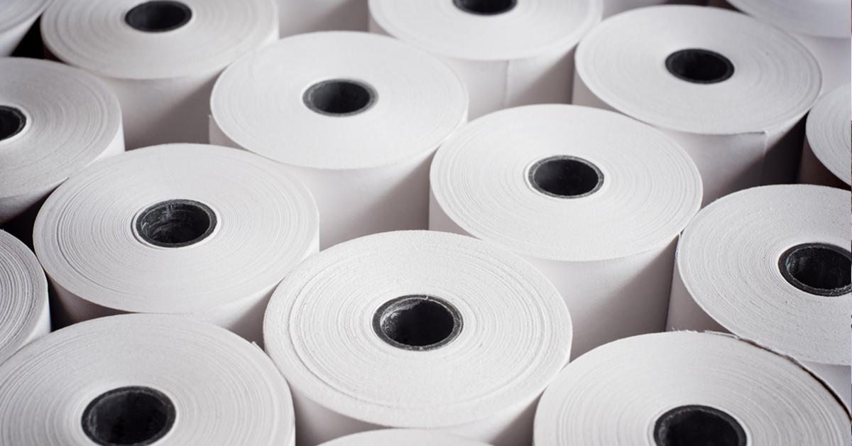 Paper stock rolls