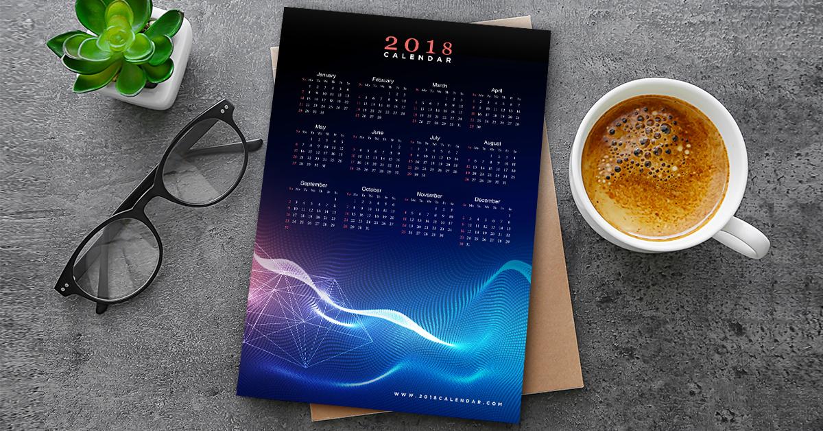 Technology Calendars