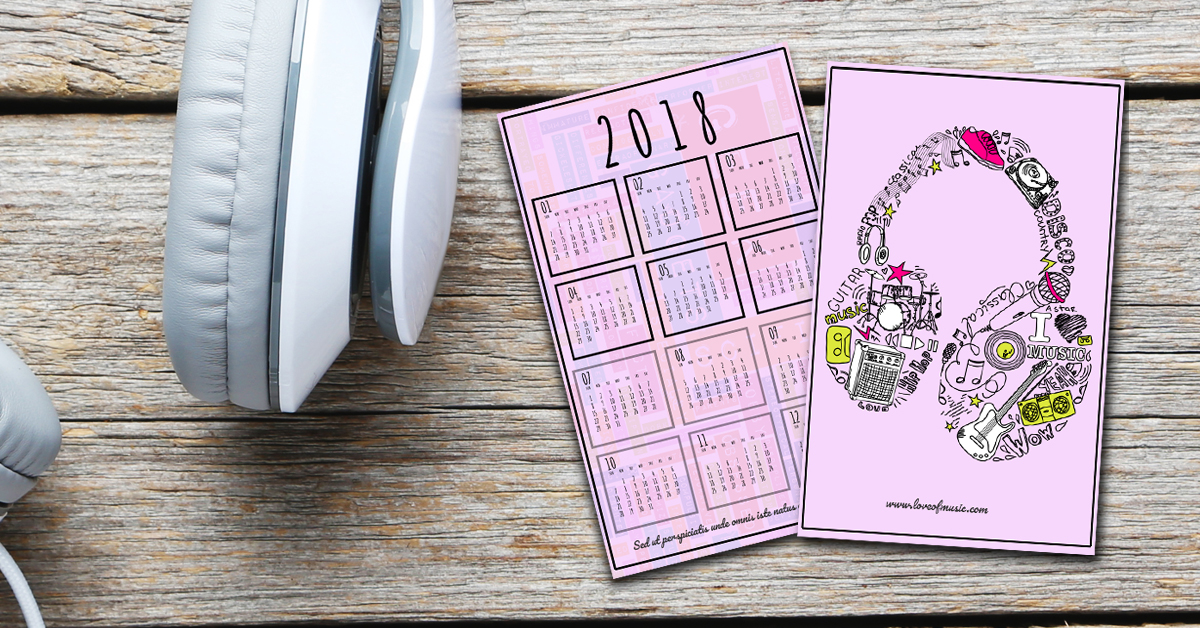 Pop culture Calendars