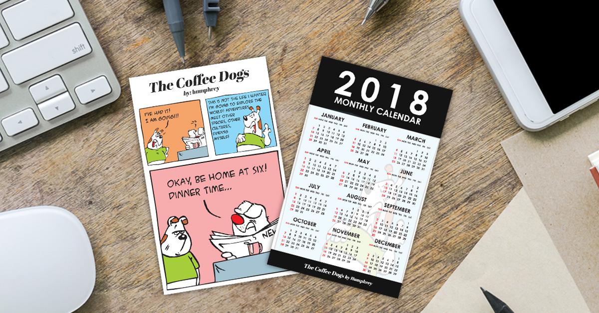 Humor Calendar