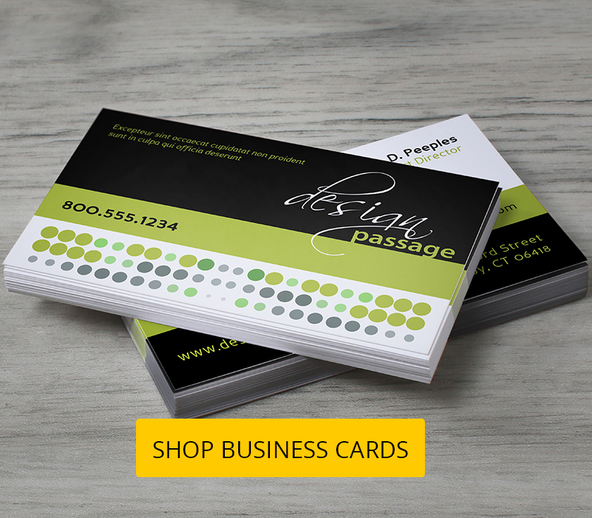 25 Stunning Black Business Cards for Print Design Inspiration ...
