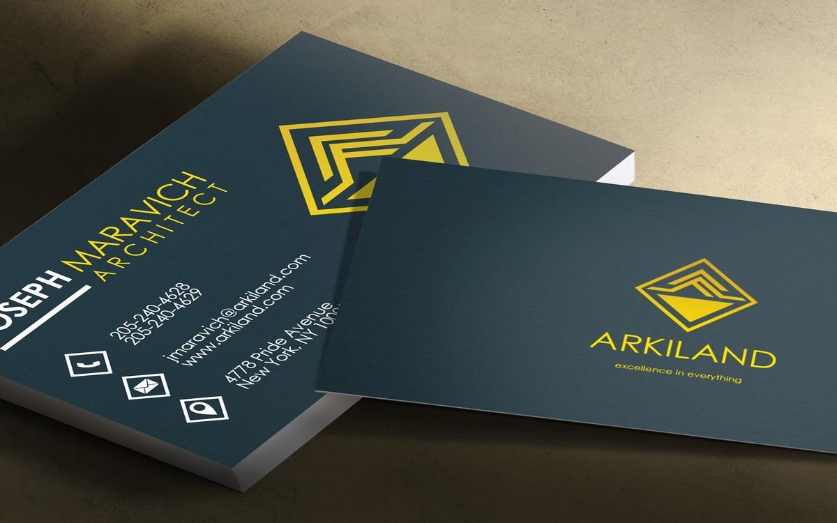 Silk Business Cards