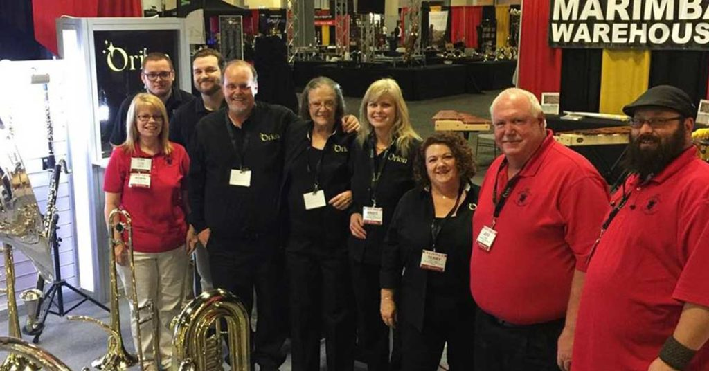 The Bandwagon Music Store Team With Orion Musical Instruments